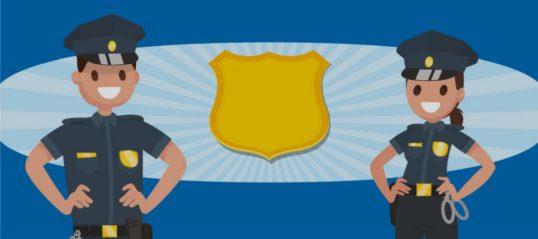 Découvrez les gagnants du concours Policier d'un jour