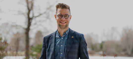 Guillaume Tremblay réélu au conseil d'administration de la Couronne Nord