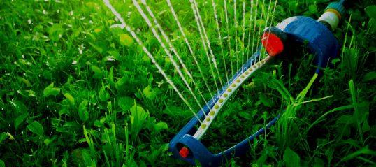 Appel à une utilisation responsable de l'eau