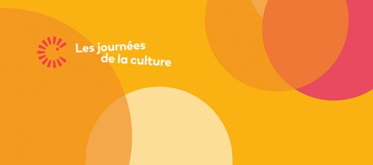 Du 25 septembre au 25 octobre, vivez la culture!