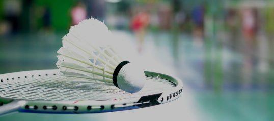 Retour du badminton au Centre sportif